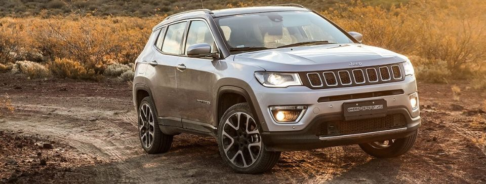 JEEP COMPASS AT6